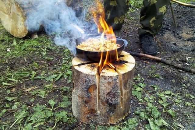 Как сделать финскую свечу: три варианта