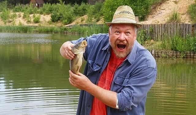 Дедовские способы ловли рыбы