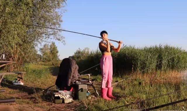 Платная рыбалка - карта и именное разрешение рыбака