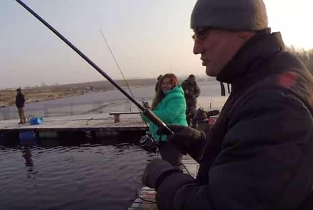 Не мешай на рыбалке ловить рыбу. Рыбалка любит тишину!