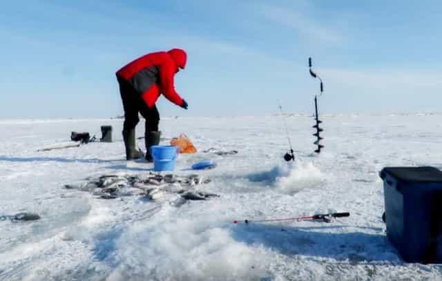 Рыбалка в феврале - полезные советы