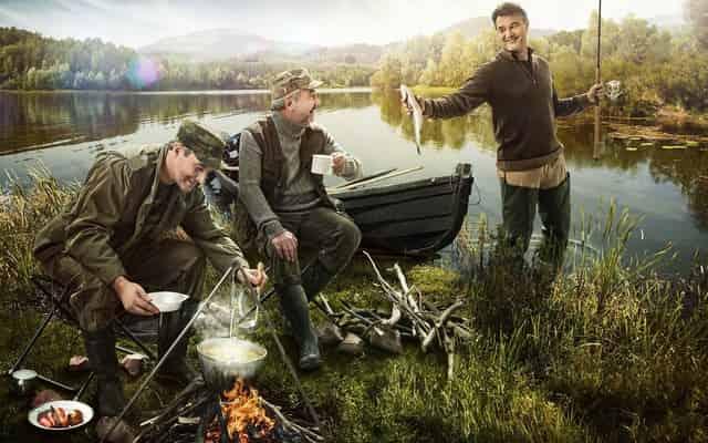 Свободная рыбалка