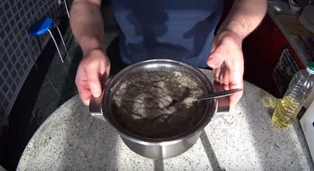 Рецепт засолки домашней икры сазана