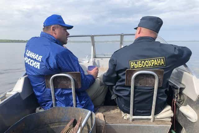 Инспектор Рыбоохраны
