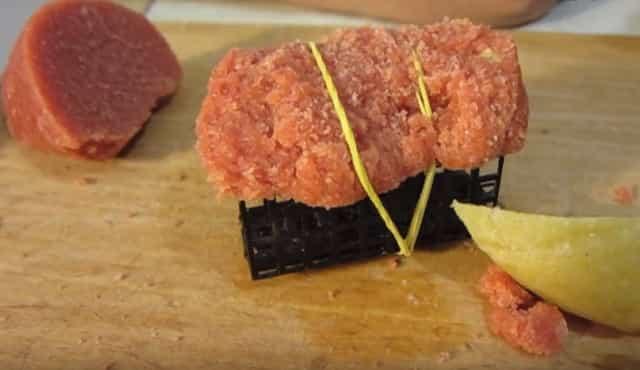 Как приготовить мамалыгу из кукурузной муки для рыбалки самому