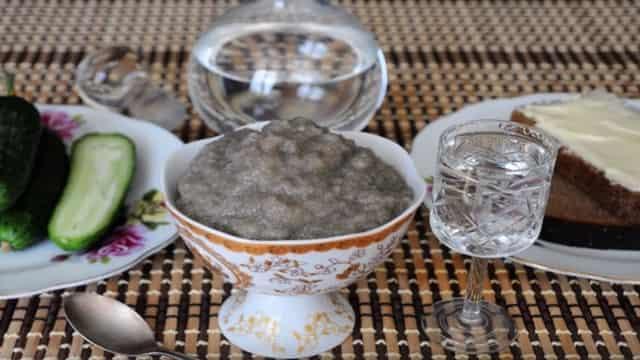 Как засолить икру сазана в домашних условиях