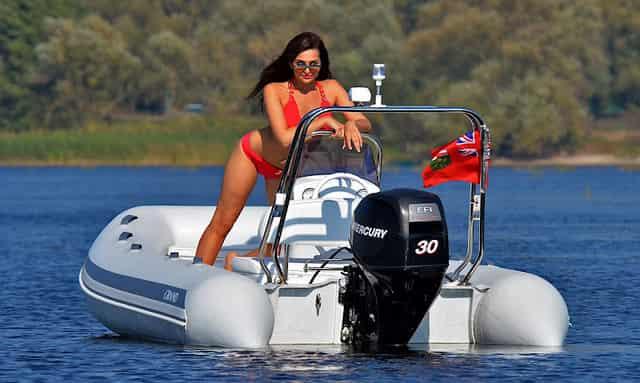 Какого размера лодку ПВХ выбрать