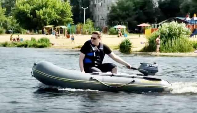 На какой лодке можно ездить без прав и без регистрации