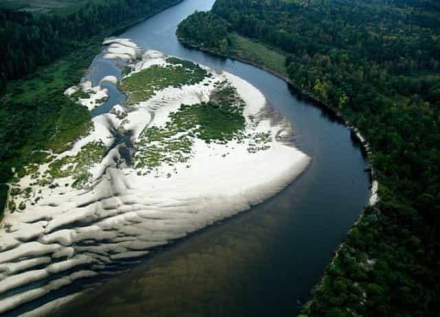 Река Ветлуга больше не нерестовая