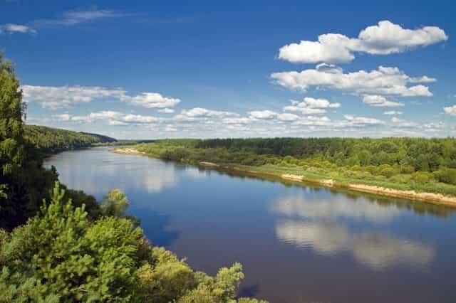 Река Ветлуга Нижегородская область