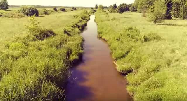 Где можно отлично порыбачить на маленьких речках - уловистые места