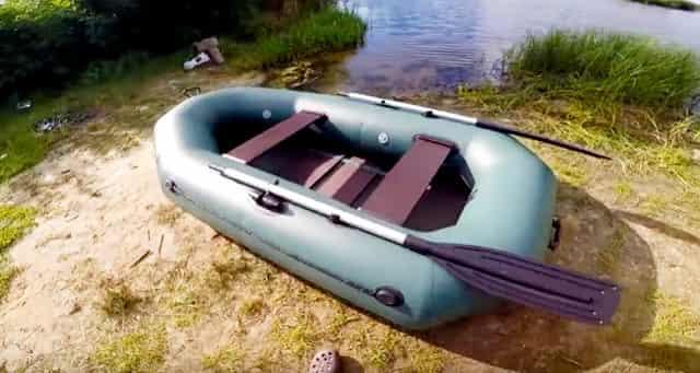 Лодка ПВХ - Какую выбрать лодку для рыбалки