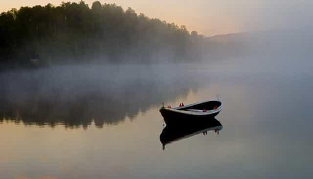 Находка на рыбалке на реке - Рыбацкая история