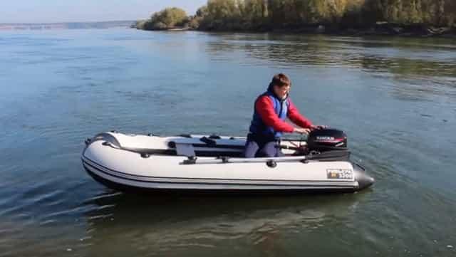 Новый Транспортный Налог на вёсельные лодки и лодки с мотором менее 5л/с