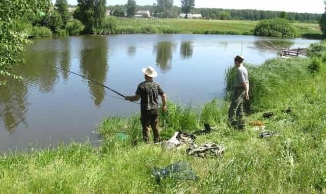 Секрет бывалых деревенских рыбаков
