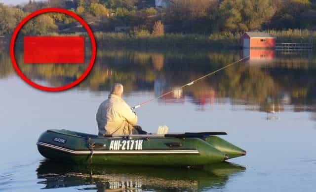 Штраф за рыбалку