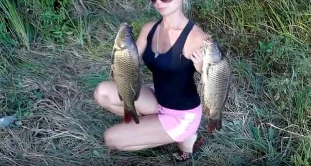 Случай на рыбалке, как простая женщина на ровном месте обловила бывалого рыбака