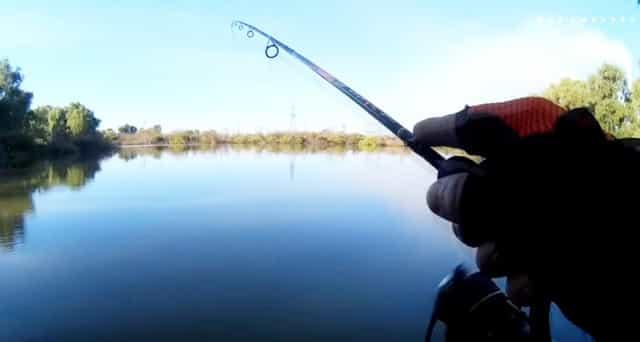 Удачная рыбалка при постоянном атмосферном давлении