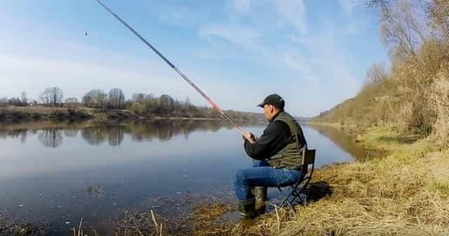 Весенняя рыбалка - ловим рыбу весной