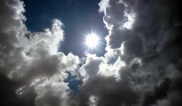 Всё будет хорошо  и выглянуло солнышко