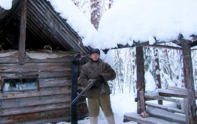 История охотника - Мистика в лесу во время охоты под Рождество