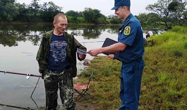 Штраф за рыбалку- новые правила и закон