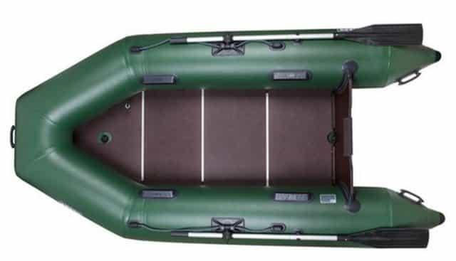 Бюджетная лодка для рыбалки ПВХашка Дельта 320 СК