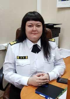 Галина Сидорова - Росрыболовство Самара