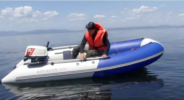 Как продлить срок службы лодки ПВХ