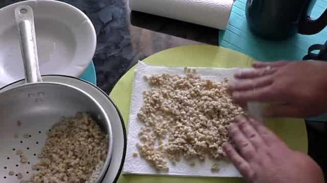 Рецепт уловистой перловки на карася