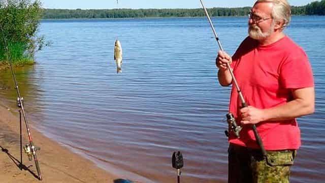 Рыбалка по правилам и по закону
