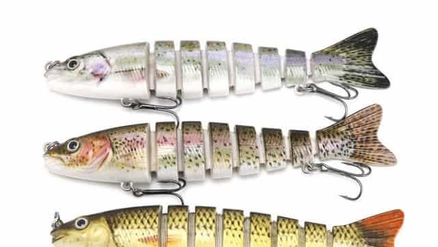 Рыболовные приманки для щуки Lixada