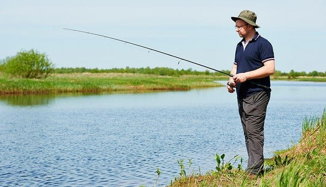 """Почему я не рыбачу на якобы """"клёвых"""" местах - там, где постоянно народ ловит"""