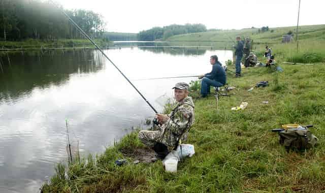 Причины почему я не люблю рыбачить на насиженных местах
