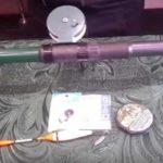 Самая простая поплавочная удочка для ловли карася