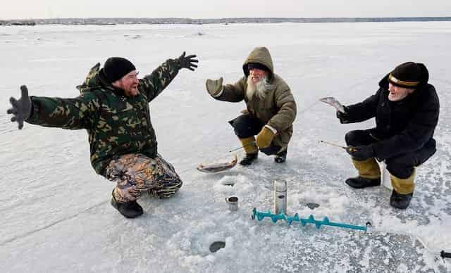 Как вести себя на рыбалке