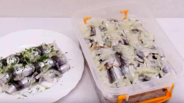 Рецепт маринования рыбы в домашних условиях