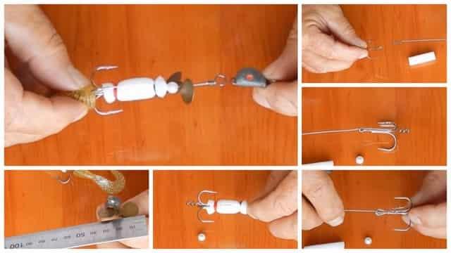 Изготовление уловистой приманки на щуку своими руками