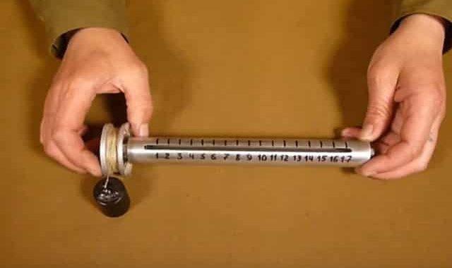 Самодельный глубиномер - полезная штуковина для любого рыбака