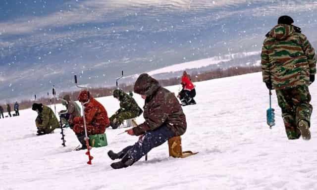 Пять вещей, которые должен знать каждый рыбак о рыбалке на льду