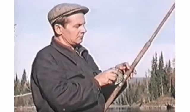 """""""Тайны мудрого рыболова"""" - замечательный фильм о секретах рыбалки в СССР (1957 год)"""