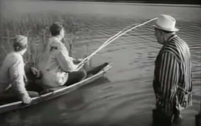 """""""Водяной"""" - ещё один классный фильм о """"...дельном"""" рыболове (огромное удовольствие от просмотра)"""