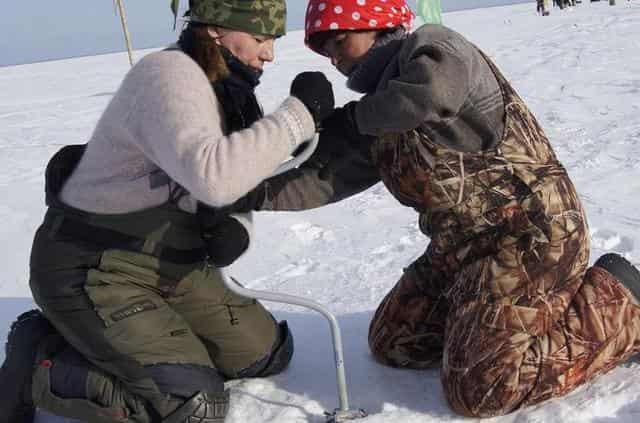Зимняя рыбалка и что нужно знать о ней