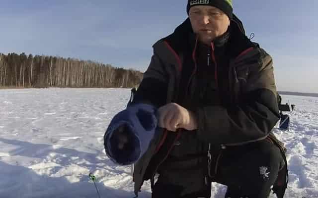Как спасти руки от замерзания на зимней рыбалке