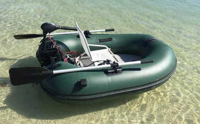 Если лодка на учёте