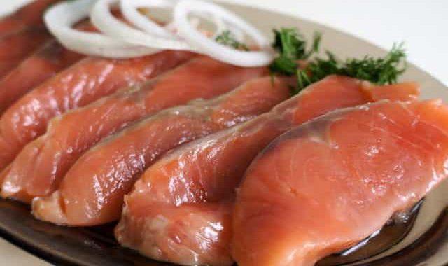 Секрет засолки красной рыбы - получилось в разы вкуснее, чем в магазине