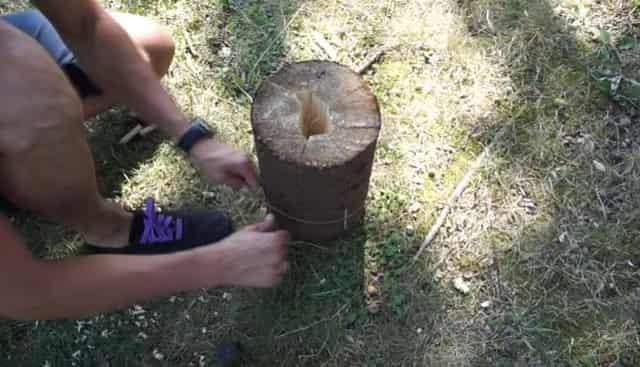 Таёжная свеча